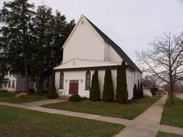 204 S Division Street, Whitehall, MI 49461 (MLS #21015233) :: Your Kzoo Agents