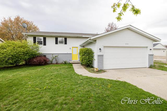 5719 36TH Avenue, Hudsonville, MI 49426 (MLS #21015234) :: Your Kzoo Agents