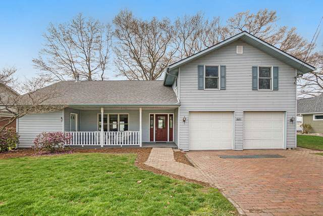 581 Clark Road, Ceresco, MI 49033 (MLS #21015241) :: Keller Williams Realty | Kalamazoo Market Center