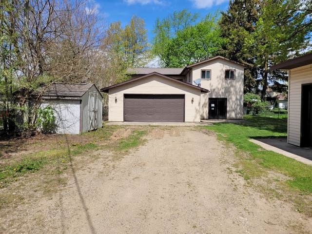 118 W Sherwood Street, Decatur, MI 49045 (MLS #21015246) :: Deb Stevenson Group - Greenridge Realty