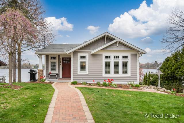 360 Phillips Drive, Trufant, MI 49347 (MLS #21015268) :: Keller Williams Realty | Kalamazoo Market Center
