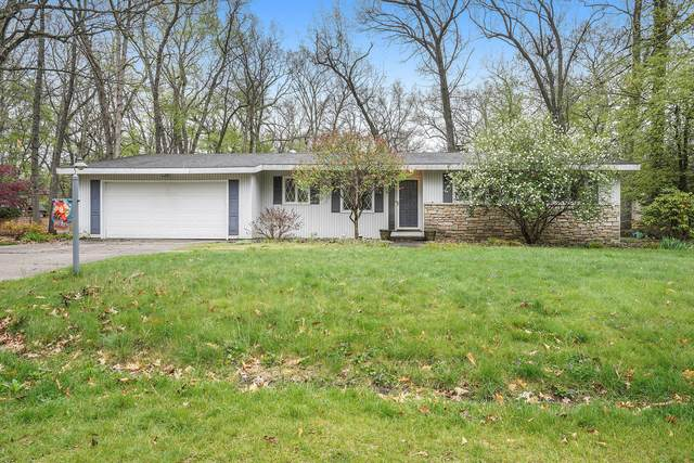 7478 Sheffield Drive SE, Ada, MI 49301 (MLS #21015286) :: Keller Williams Realty | Kalamazoo Market Center