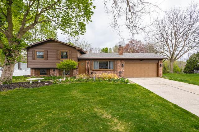 940 Sherman Court, Marshall, MI 49068 (MLS #21015295) :: Your Kzoo Agents