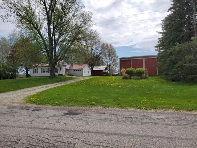 6311 Pleasant View Road, Waldron, MI 49288 (MLS #21015375) :: CENTURY 21 C. Howard