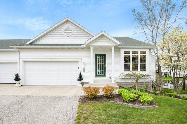 15009 Saddlebrook Trail #53, Spring Lake, MI 49456 (MLS #21015379) :: Your Kzoo Agents