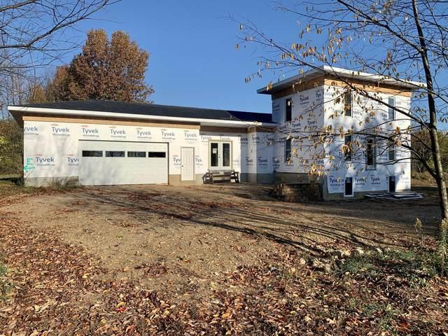 12520 Pine Lake Road, Plainwell, MI 49080 (MLS #21015384) :: Keller Williams Realty | Kalamazoo Market Center