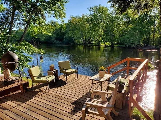 3161 Riverview Drive, Hersey, MI 49639 (MLS #21015391) :: Keller Williams Realty | Kalamazoo Market Center