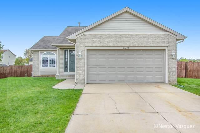 6488 Sunny Spot Court SE, Grand Rapids, MI 49548 (MLS #21015392) :: Keller Williams Realty | Kalamazoo Market Center