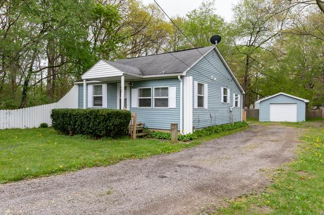 1456 St James Street, Benton Harbor, MI 49022 (MLS #21015397) :: Keller Williams Realty | Kalamazoo Market Center