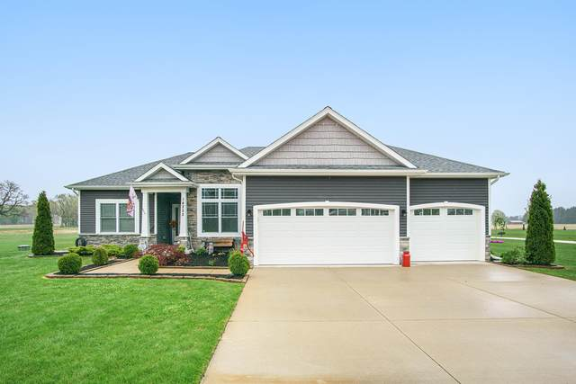 14225 Sunset Ridge Court, Niles, MI 49120 (MLS #21015408) :: Your Kzoo Agents
