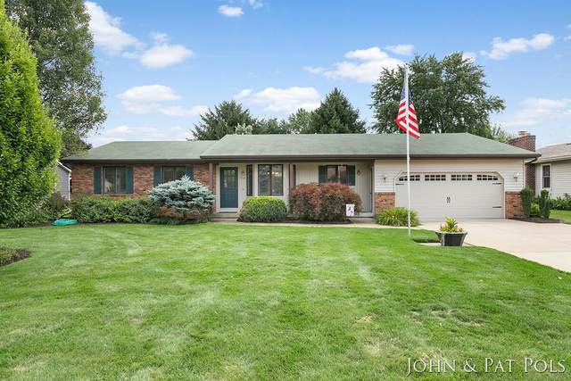 1710 Westminster Court SW, Byron Center, MI 49315 (MLS #21015424) :: Your Kzoo Agents