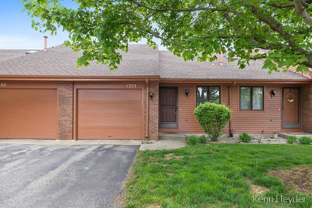 1353 Bent Tree Court #59, Hudsonville, MI 49426 (MLS #21015426) :: JH Realty Partners