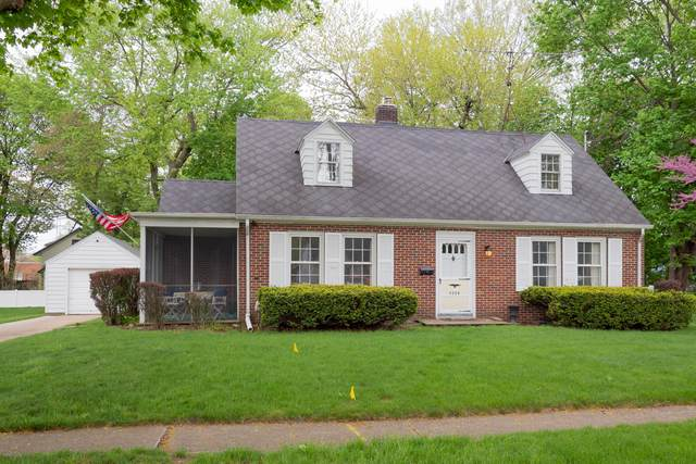 1229 Texel Drive, Kalamazoo, MI 49048 (MLS #21015444) :: Deb Stevenson Group - Greenridge Realty