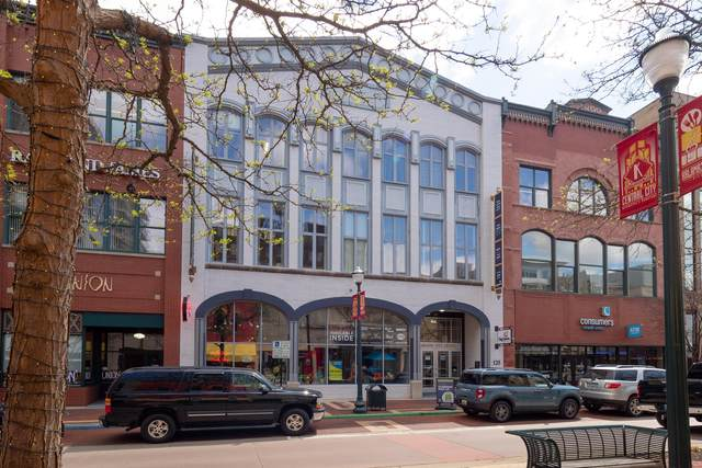 125 S Kalamazoo Mall #509, Kalamazoo, MI 49007 (MLS #21015456) :: Deb Stevenson Group - Greenridge Realty