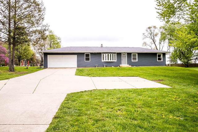 66545 M 62, Edwardsburg, MI 49112 (MLS #21015457) :: Keller Williams Realty | Kalamazoo Market Center