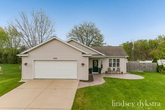 2058 Bennigan Lane, Zeeland, MI 49464 (MLS #21015479) :: CENTURY 21 C. Howard