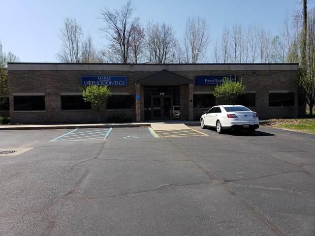 549 Seminole Road Suite 102 103, Norton Shores, MI 49444 (MLS #21015481) :: Deb Stevenson Group - Greenridge Realty