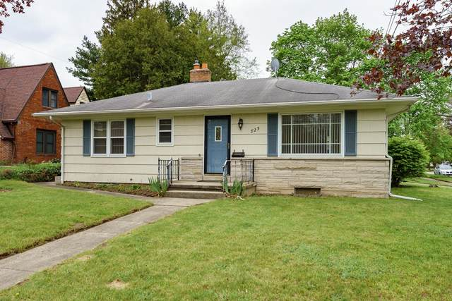 823 North Avenue, Battle Creek, MI 49017 (MLS #21015490) :: Deb Stevenson Group - Greenridge Realty