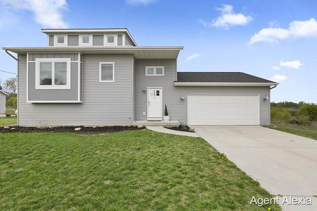 9545 Levi Drive, Clarksville, MI 48815 (MLS #21015522) :: Your Kzoo Agents