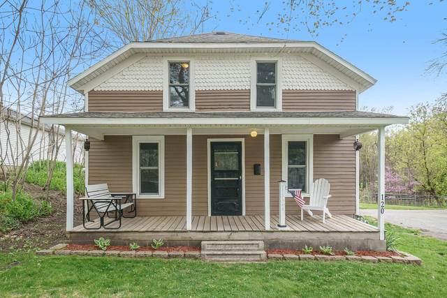 120 Park Avenue, Allegan, MI 49010 (MLS #21015536) :: Deb Stevenson Group - Greenridge Realty