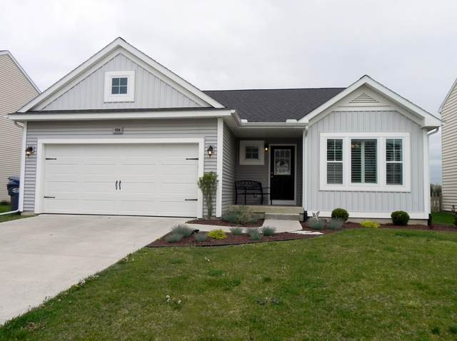 1128 Gardner Pond Lane, Vicksburg, MI 49097 (MLS #21015544) :: Your Kzoo Agents