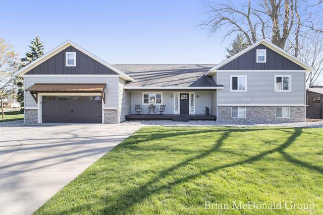 193 Brookwood Court SW, Grandville, MI 49418 (MLS #21015548) :: Keller Williams Realty | Kalamazoo Market Center