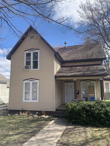 306 N Webster Street, Greenville, MI 48838 (MLS #21015555) :: Keller Williams Realty | Kalamazoo Market Center