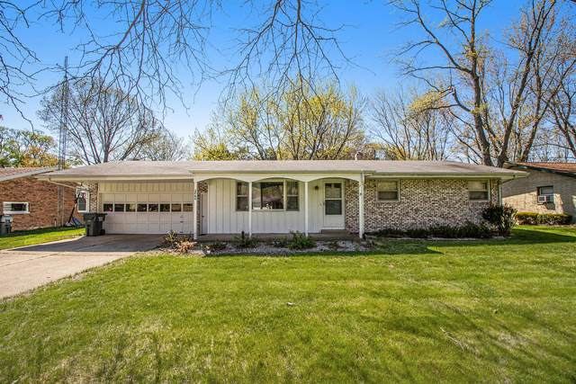 2860 Marilyn Drive, St. Joseph, MI 49085 (MLS #21015569) :: Keller Williams Realty | Kalamazoo Market Center