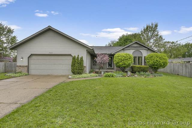7631 Lamplight Drive, Jenison, MI 49428 (MLS #21015571) :: Keller Williams Realty | Kalamazoo Market Center