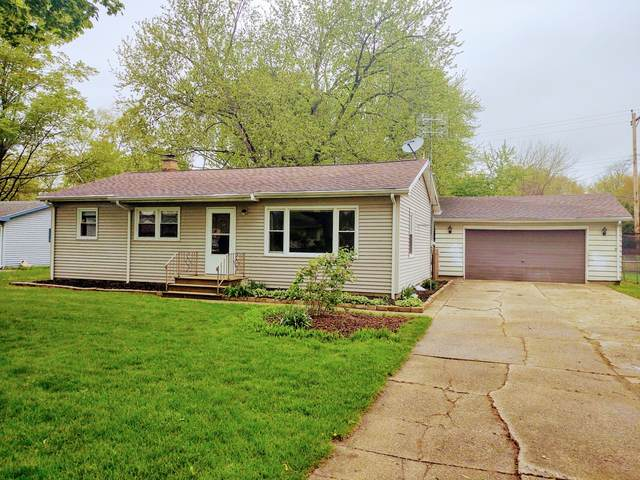 469 Brownway, Benton Harbor, MI 49022 (MLS #21015583) :: Your Kzoo Agents