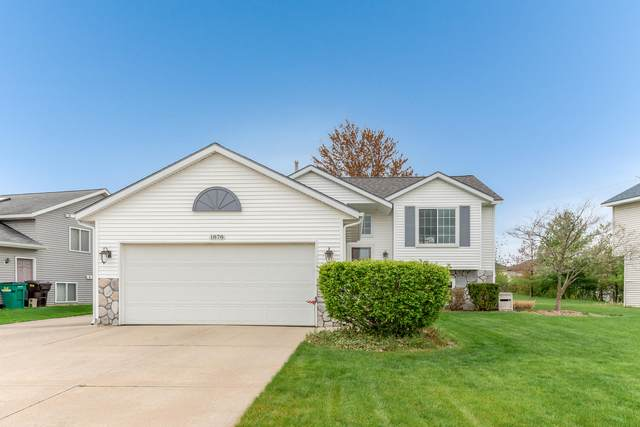 1878 Tradewinds Drive SE, Kentwood, MI 49508 (MLS #21015607) :: Your Kzoo Agents