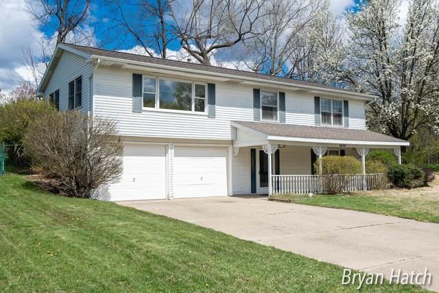 5578 Rockridge Drive NE, Comstock Park, MI 49321 (MLS #21015629) :: Keller Williams Realty | Kalamazoo Market Center
