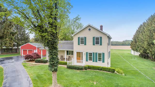 1350 Greenly Street, Hudsonville, MI 49426 (MLS #21015637) :: Your Kzoo Agents