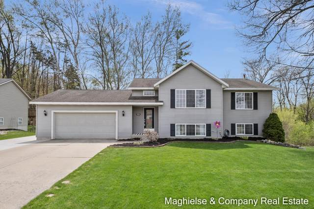 306 Willow Run Drive, Wayland, MI 49348 (MLS #21015656) :: Your Kzoo Agents