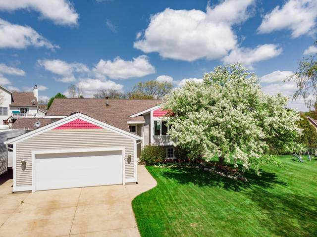 3207 Creek Ridge Drive, Hudsonville, MI 49426 (MLS #21015664) :: Keller Williams Realty | Kalamazoo Market Center