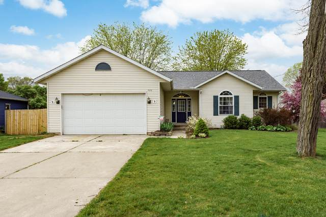 520 S Platt Street, Otsego, MI 49078 (MLS #21015670) :: Your Kzoo Agents