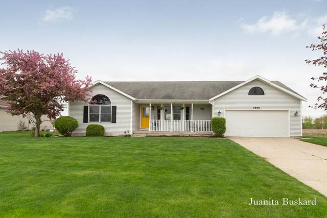 3686 Lenters Drive, Hudsonville, MI 49426 (MLS #21015675) :: Keller Williams Realty | Kalamazoo Market Center