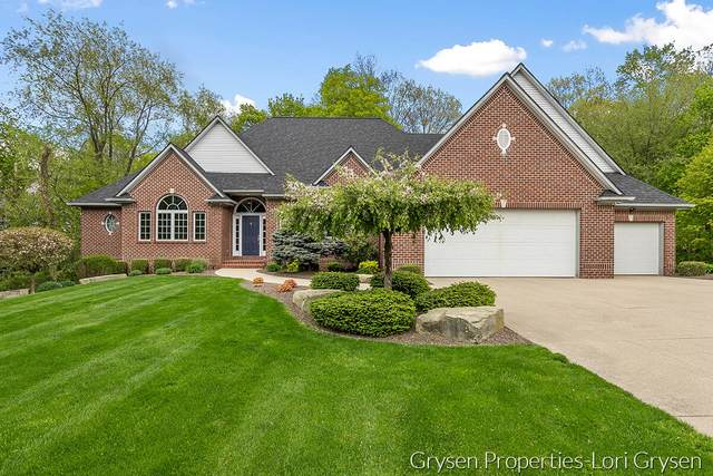 6024 Hillsborough Court, Grandville, MI 49418 (MLS #21015692) :: Keller Williams Realty | Kalamazoo Market Center