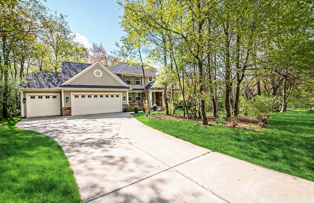6386 E Hidden Lake Circle, Richland, MI 49083 (MLS #21015694) :: Keller Williams Realty | Kalamazoo Market Center