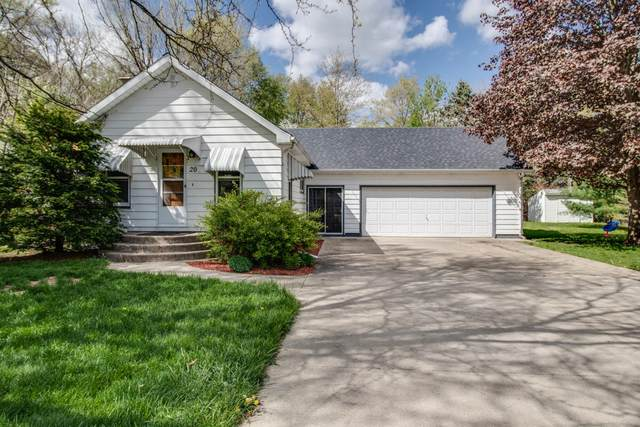20 Eaton Street, Battle Creek, MI 49017 (MLS #21015702) :: Keller Williams Realty | Kalamazoo Market Center