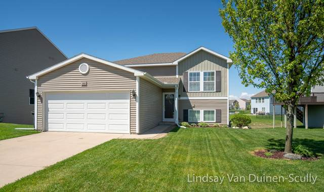 1833 Greenview Court, Zeeland, MI 49464 (MLS #21015704) :: CENTURY 21 C. Howard