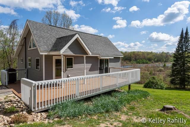 7227 Mullen Road, Delton, MI 49046 (MLS #21015709) :: Keller Williams Realty | Kalamazoo Market Center