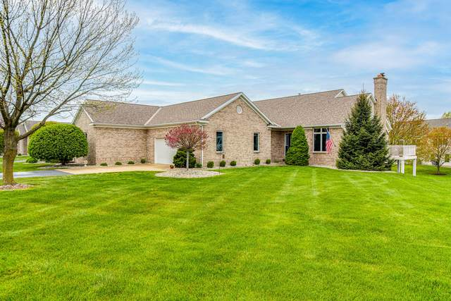 4007 Del Mar Village Court SW #1, Wyoming, MI 49418 (MLS #21015726) :: Your Kzoo Agents
