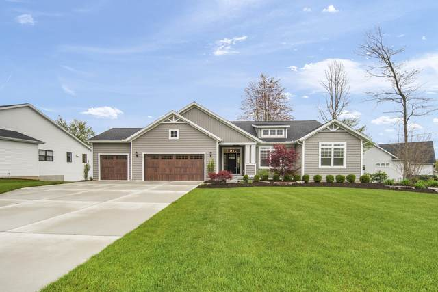 1331 Copperfield Street SW, Byron Center, MI 49315 (MLS #21015735) :: Keller Williams Realty | Kalamazoo Market Center