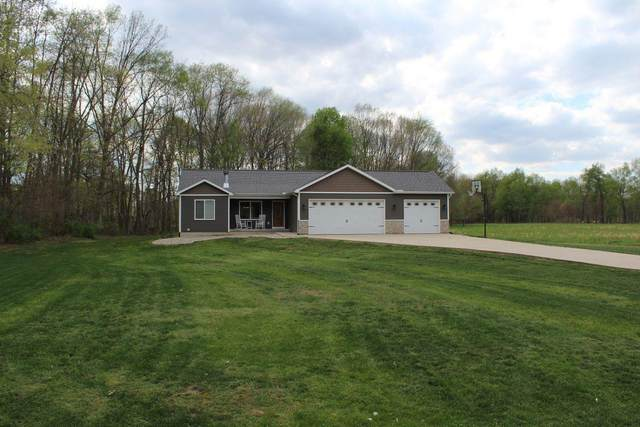 316 19th Street, Otsego, MI 49078 (MLS #21015737) :: Your Kzoo Agents