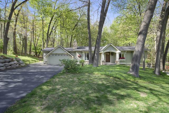 1637 Laraway Lake Drive SE, Grand Rapids, MI 49546 (MLS #21015740) :: Keller Williams Realty | Kalamazoo Market Center