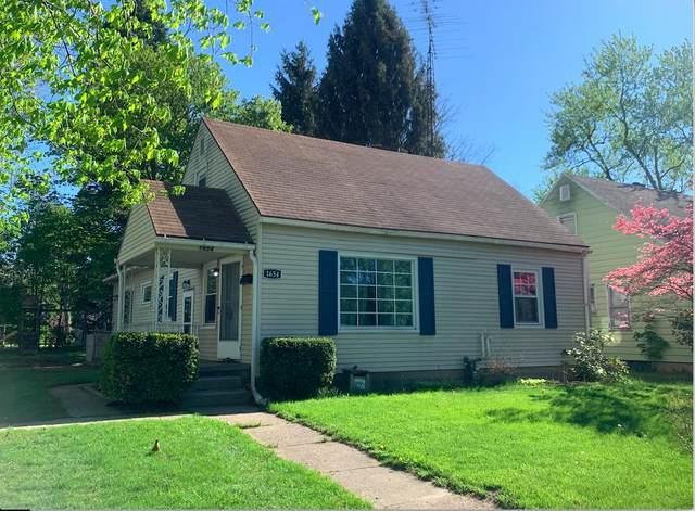 1654 Sycamore Street, Niles, MI 49120 (MLS #21015785) :: Keller Williams Realty | Kalamazoo Market Center