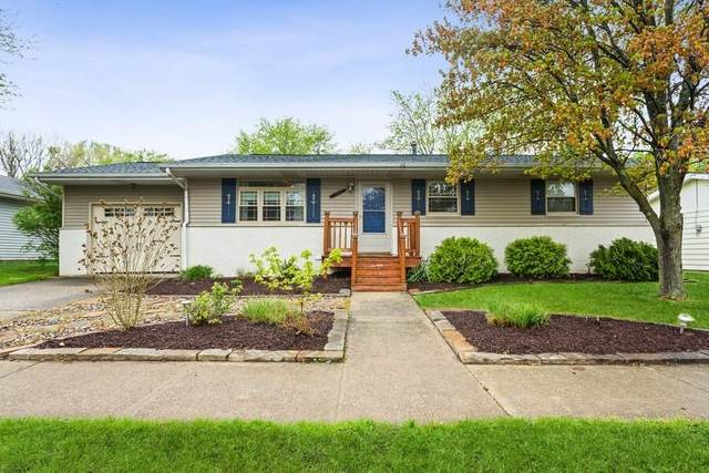 1111 Shore Drive, New Buffalo, MI 49117 (MLS #21015791) :: Your Kzoo Agents