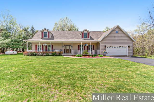 6320 Otis Lake Road, Delton, MI 49046 (MLS #21015806) :: Keller Williams Realty | Kalamazoo Market Center
