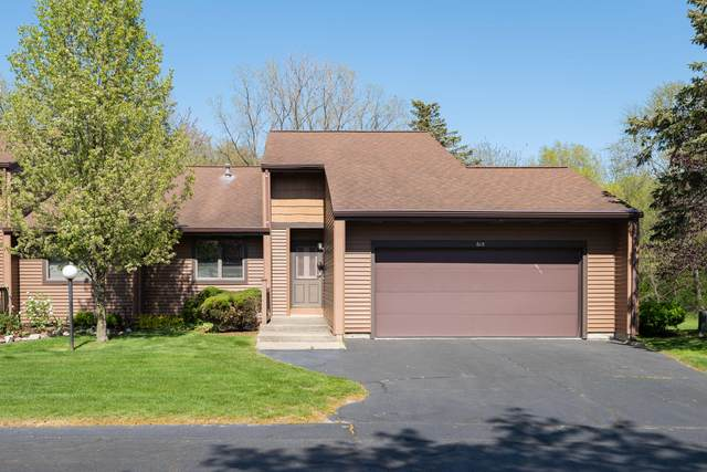 615 Maple Creek Drive #34, Holland, MI 49423 (MLS #21015812) :: Your Kzoo Agents